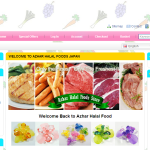 Azhar Halal Foods Japan