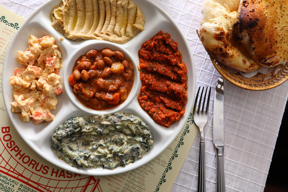 トルコ料理