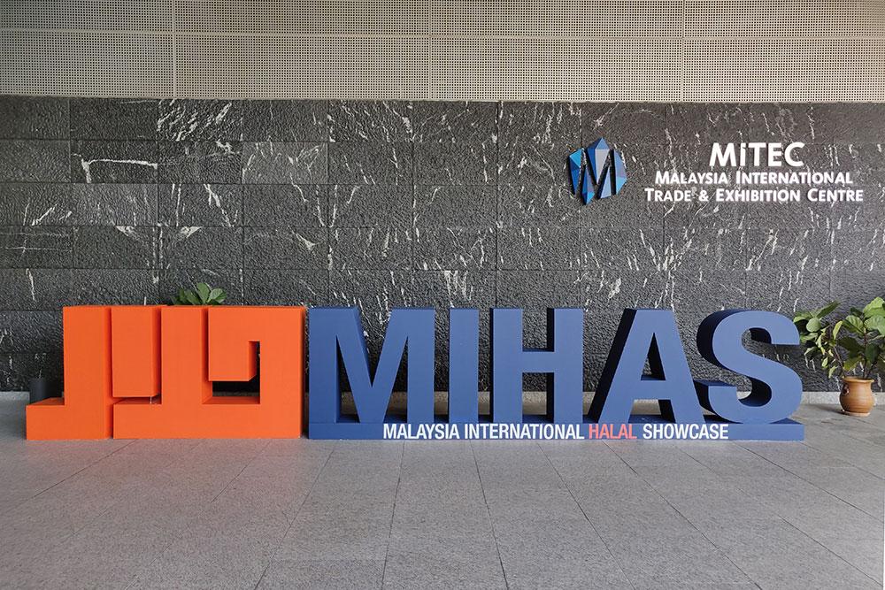 Entrance to Mihas